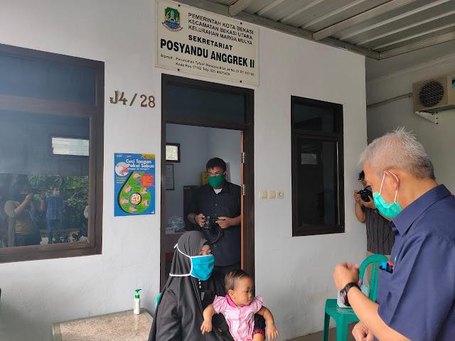 Posyandu Pada Saat Pandemi Covid-19, Peran Masyarakat Serta Komunitas