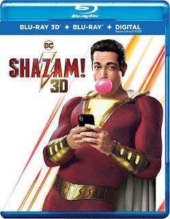 Shazam [BD25 3D] *Con Audio Latino