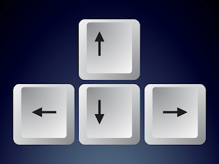 Arrow Key Navigation for Blogger