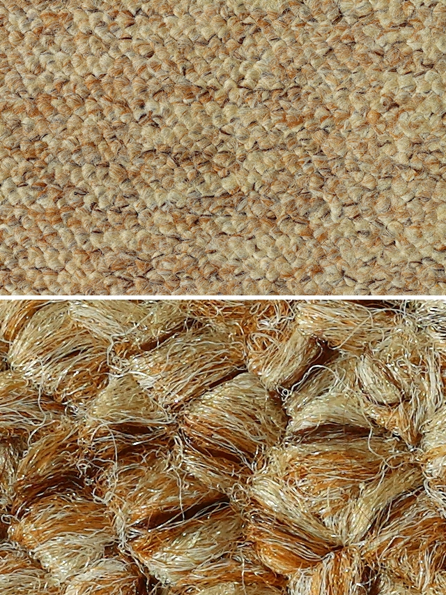Warm carpet texture