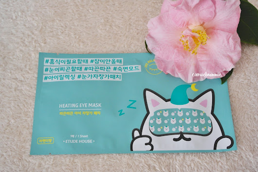 REVIEW | ETUDE HOUSE HEATING EYE MASK