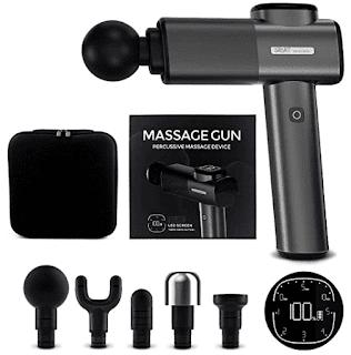 $50.62, SPART Deep Tissue Massage Gun
