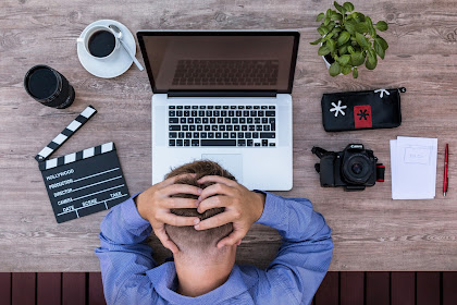 √ Inilah 5 Masalah Kesehatan Yang Paling Sering Terjadi Pada Pekerja Kantoran