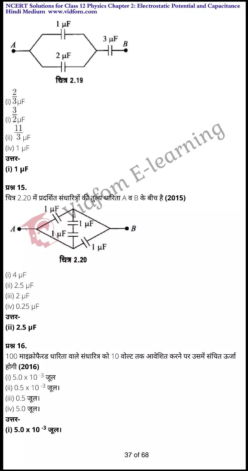class 12 physics chapter 2 light hindi medium 37