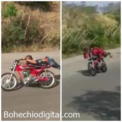 Carreras de motores Arroyo Cano-Bohechío sembrando luto y dolor en hogares