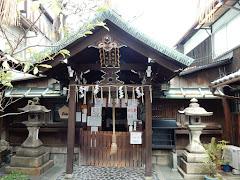 京都:高松神明神社