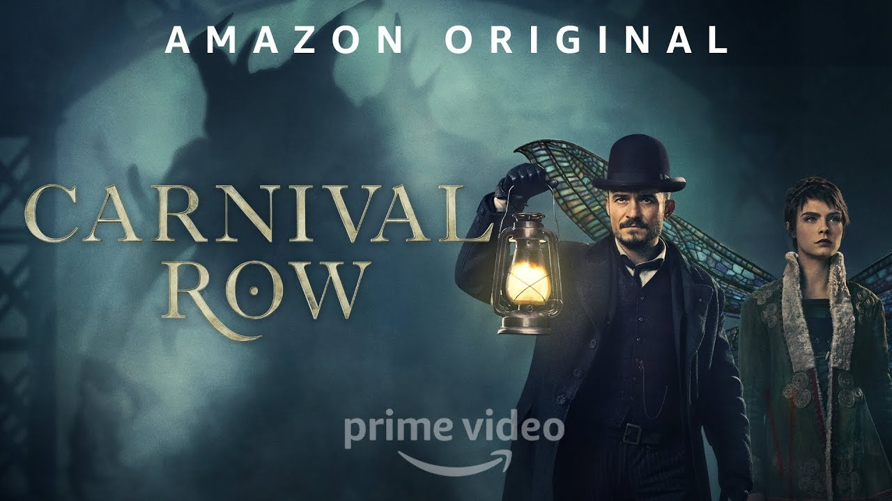 Carnival Row Serie Completa Español Latino 1080p Mega