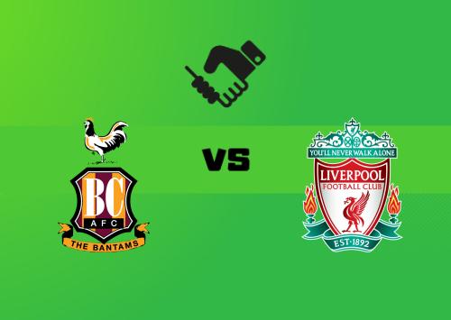 Bradford City vs Liverpool  Resumen & Partido Completo