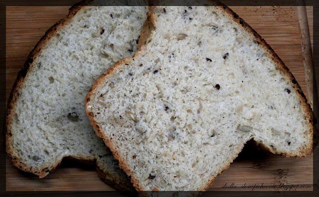 kefirowy chleb pszenny