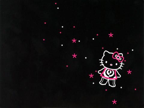 Infotainmentz Hello Kitty Wallpaper Desktop