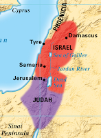 The Kingdom of Israel, The Kingdom of Judah