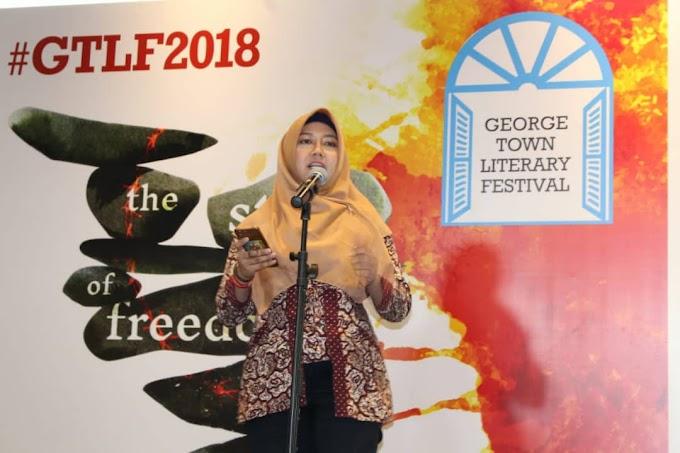 Annisa Citra Kasih Ayu Savitri, Sang Penyair Muda Indonesia