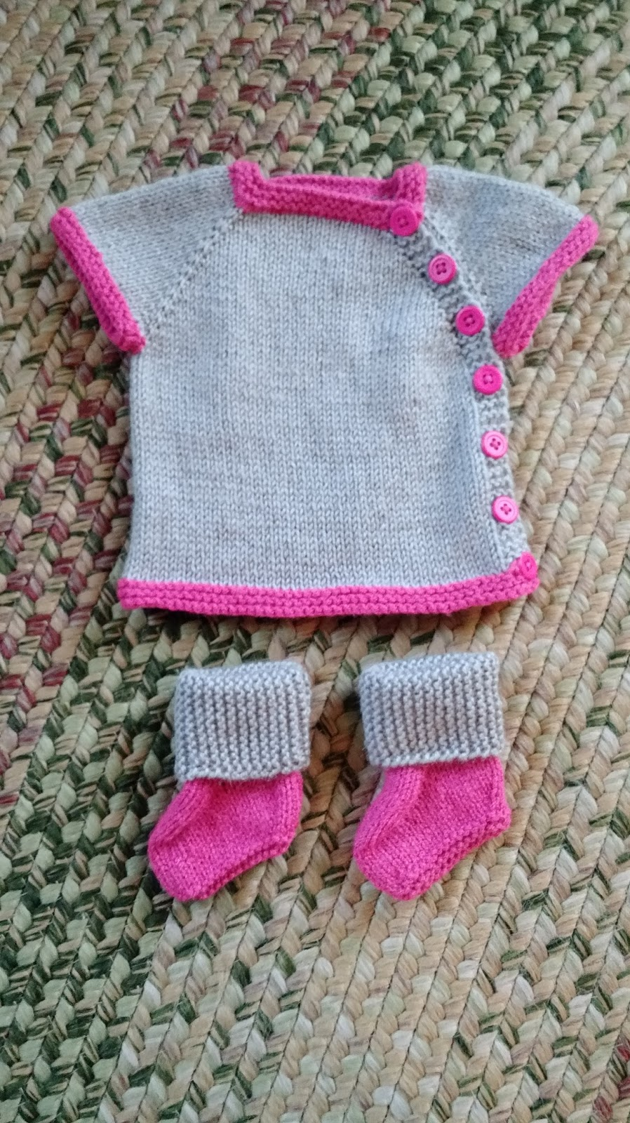 Mcgreen Experience Baby Sweaters
