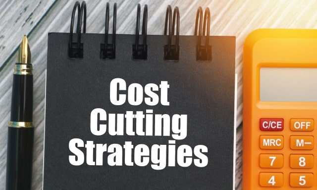 cost cutting commercial operations money saving solutions