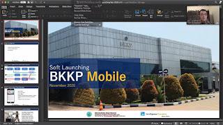 Pelaut Bisa Daftar MCU  di BKKP  Secara Online Melalui BKKP Mobile