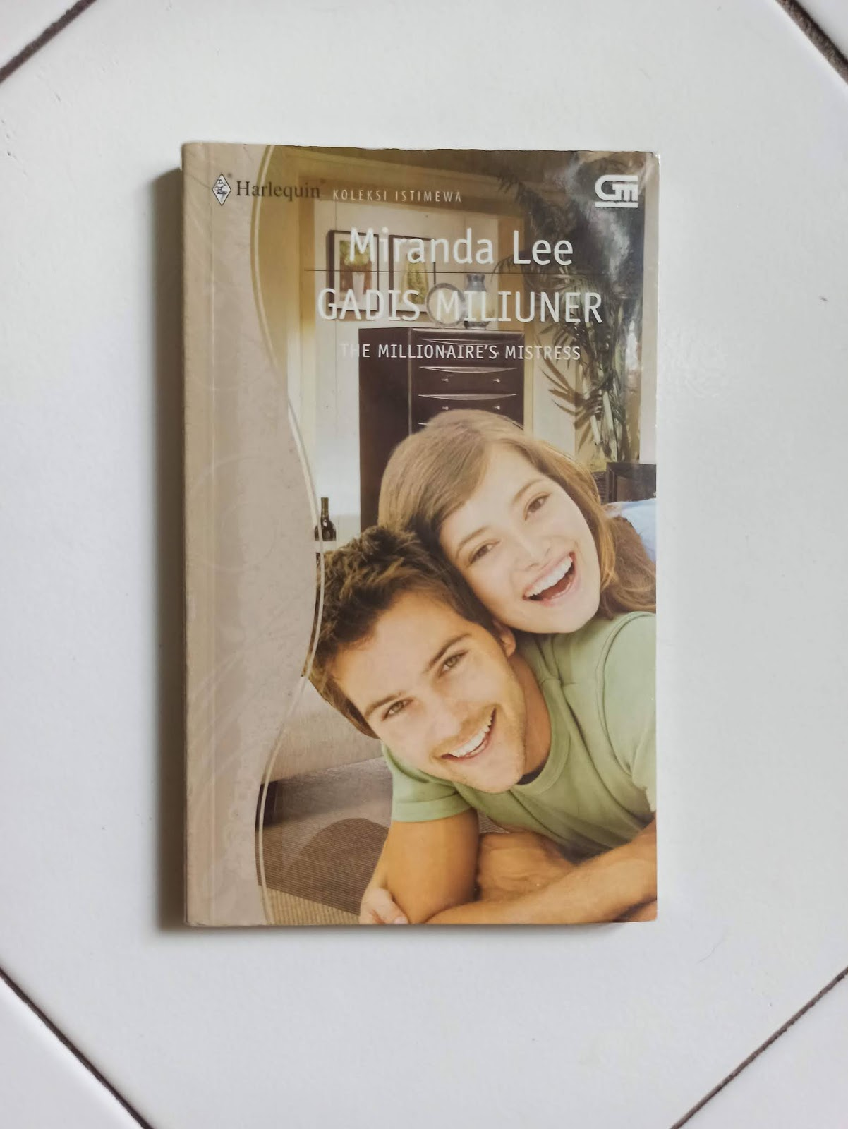 Novel Harlequin karya Miranda Lee