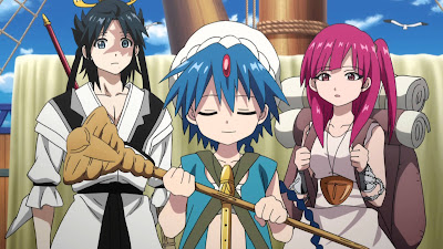 Phim Magi:The Kingdom of Magic