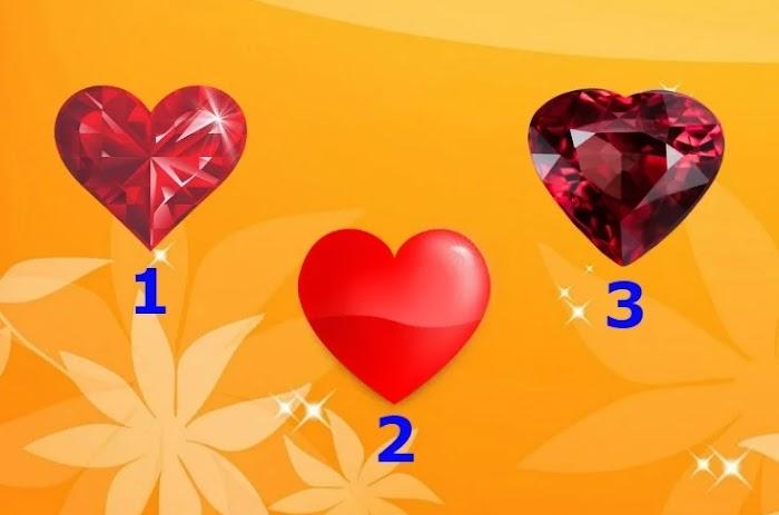 Тест: Выбирайте сердце и узнаете, какие события будут ожидать Вас в будущем!