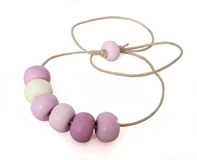 Long Statement Necklace Commissions at Lottie Of London Jewellery