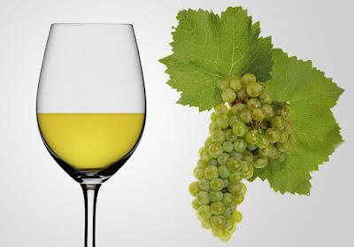 Chardonnay Grpaes Wine
