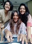 anindita bose with her sisters