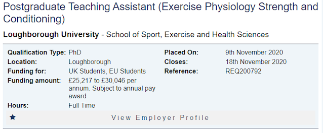 Sports Science Jobs