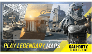 Download Call of Duty App Legendary Maps