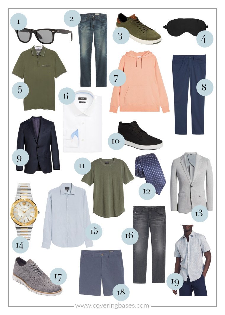 Andrew's Top Nordstrom Anniversary Sale Picks