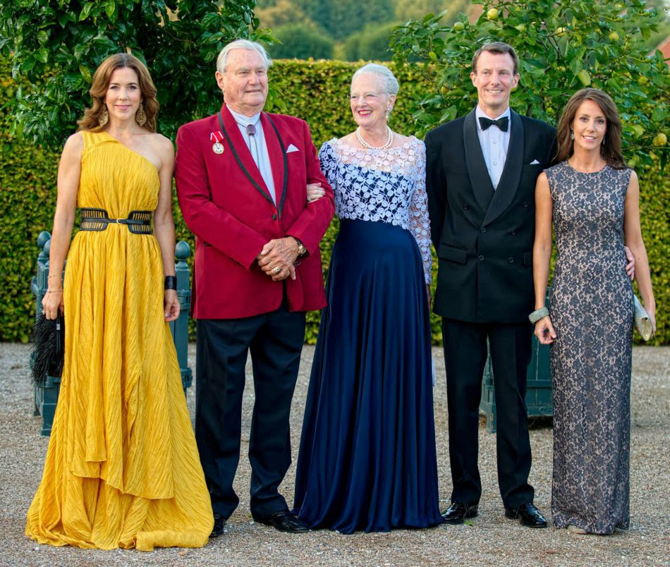 Royal Family Around the World: The Danish Royal Family ...
