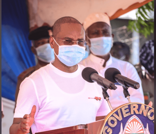 Kilifi county Governor Amason Kingi photo