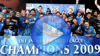 Royal Challengers Bangalore vs Deccan Chargers 2009 Final Highlights