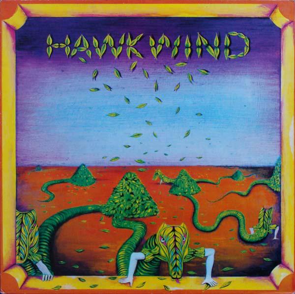 Hawkwind - Hawkwind (1970, Space Rock, Rock Psicodélico)