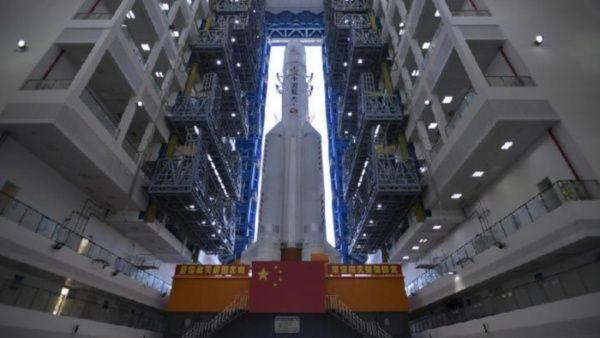 China realiza exitoso lanzamiento de misión a Marte