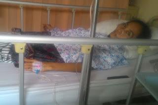 Didiagnosa Adeno CA Recti Telah Menyebar ke Ginjal, Keluarga Tulasih Kesulitan Biaya