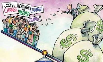 Ketimpangan Pendapatan (Pengertian, Penyebab dan Pengukuran)