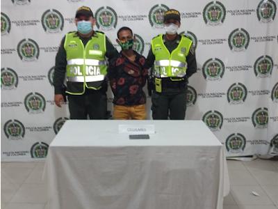 Andaba robando celulares en Valledupar en pleno aislamiento obligatorio