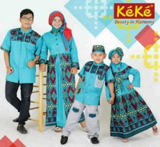 30 Model Baju Muslim Keke Modern Terpopuler 2018