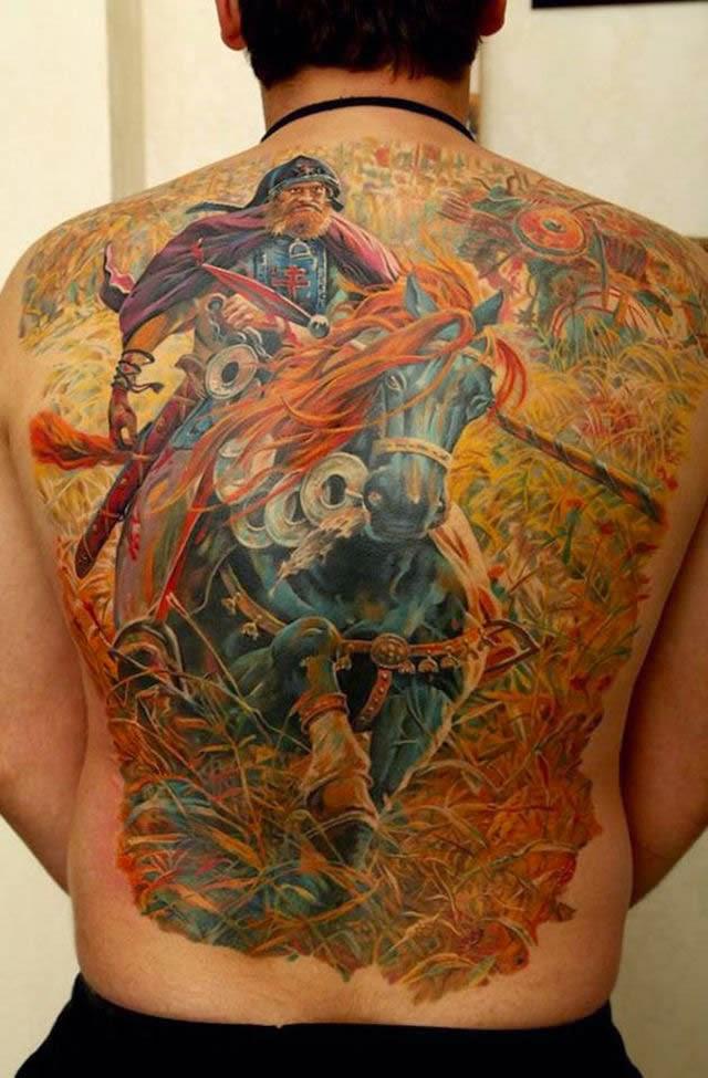 7 tattoos are very incredible