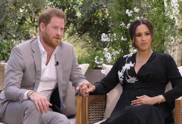 Wywiad księcia i księżnej Sussex u Oprah Winfrey.