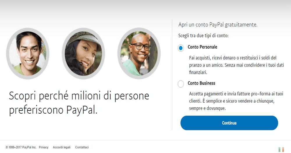 Come avere soldi gratis su paypal