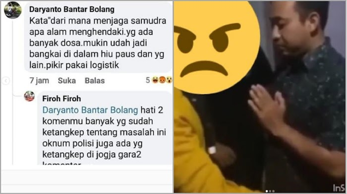 Sebut KRI Nanggala Tenggelam karena Banyak Dosa, Pemilik Akun Daryanto Diciduk TNI