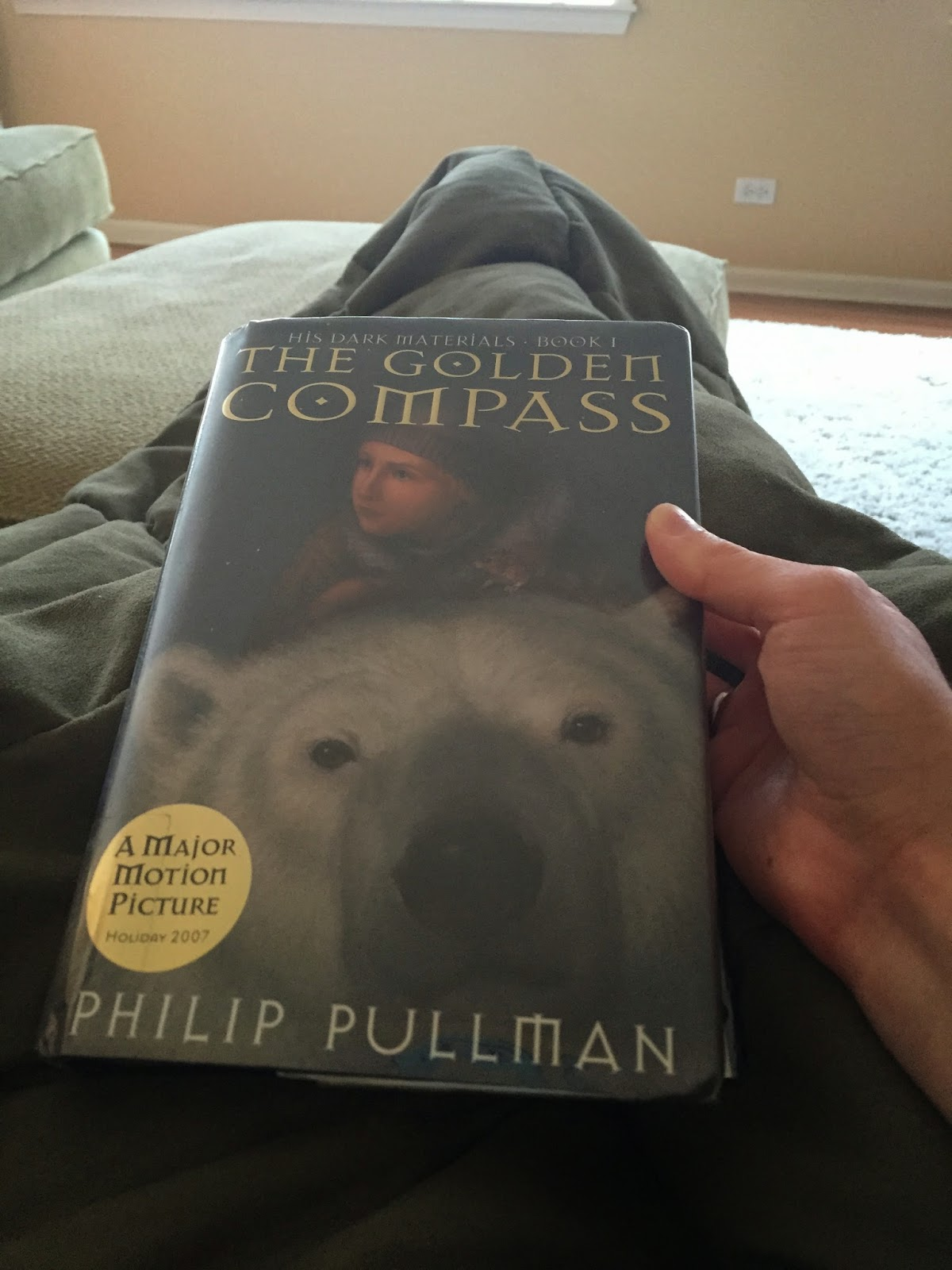 The Golden Compass | Philip Pullman