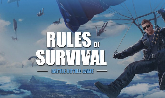 Game Battle Royale - Rules of Survival