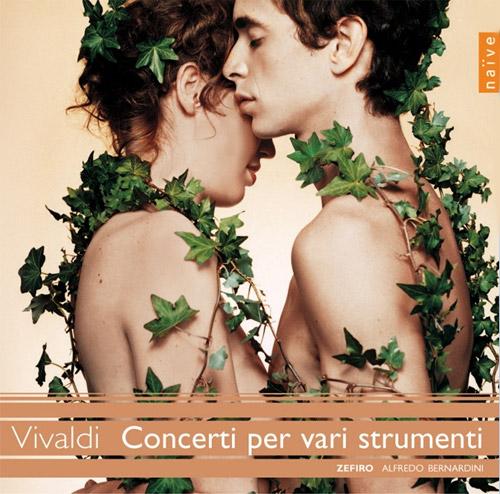 """Vivaldi chez """"Naïve"""" Folder"""