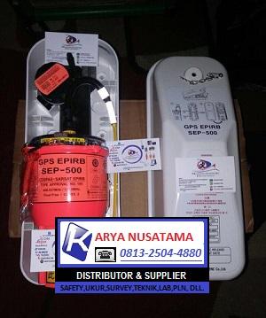Jual EPIRB SEP 500 GPS information di Denpasar