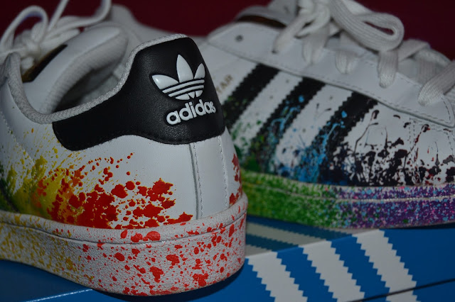 Syriously in Fashion: Adidas: The Pride Pack Collection