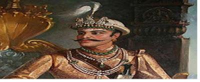 Nepal's PM Bhem Sen Thapa
