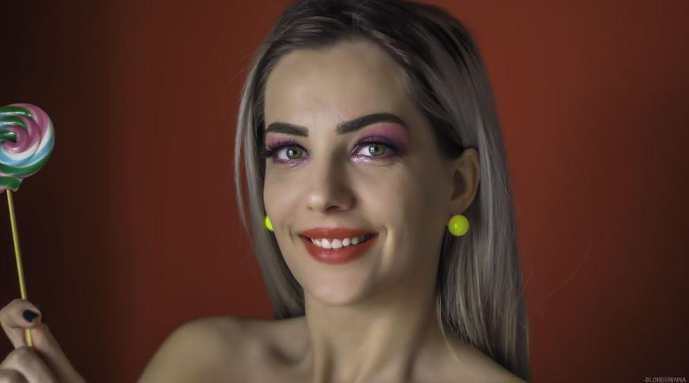 BlondeNinna Model GlamourCams