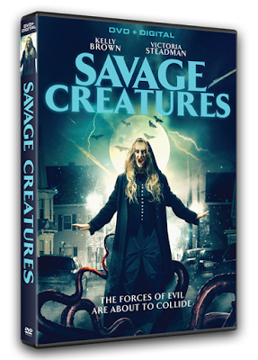 DVD Revidew - Savage Creatures