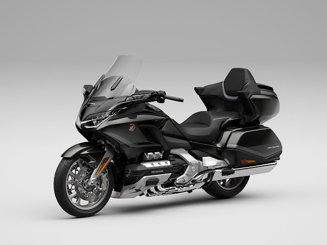Honda Gold Wing Tour 2021 Launched in India